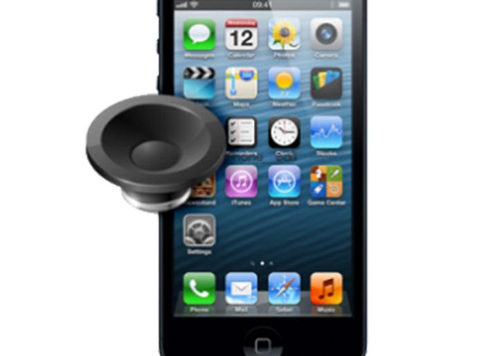 iPhone修理、リペアメニュー