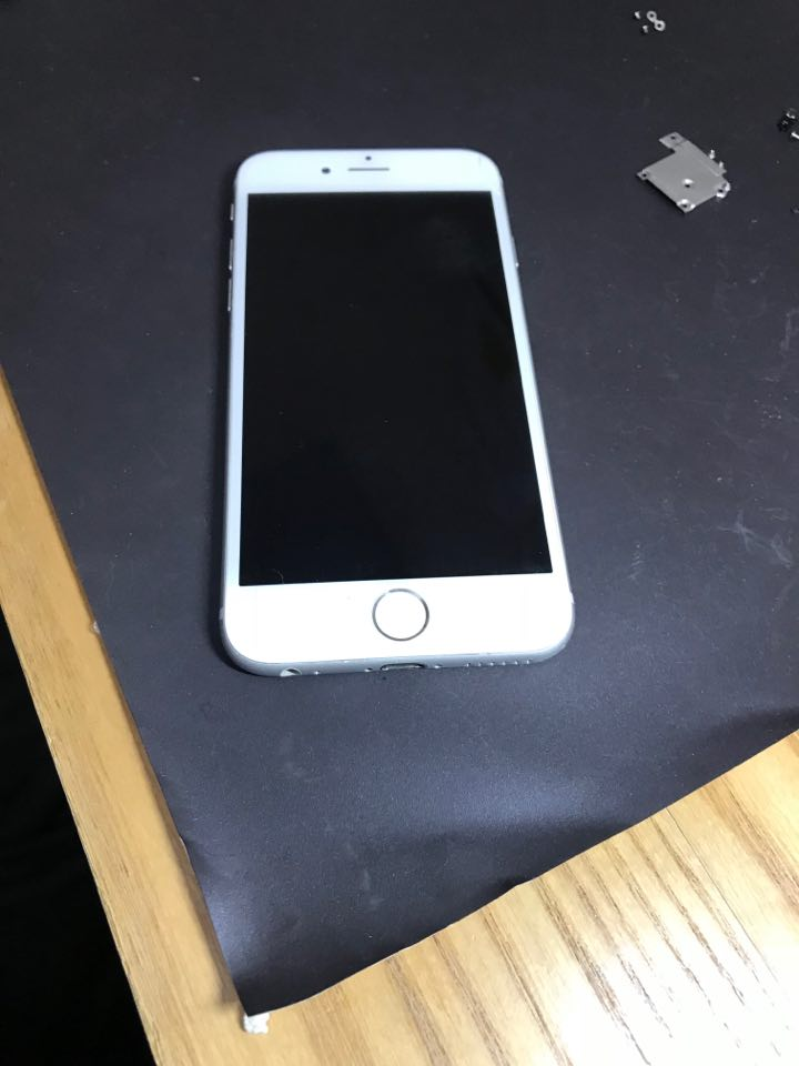 iPhone6 水没復旧修理