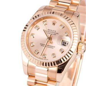 ブランド高級腕時計 ガラスコーティング施工