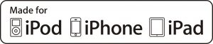 Made For iPhone/iPad/iPod(MFi)