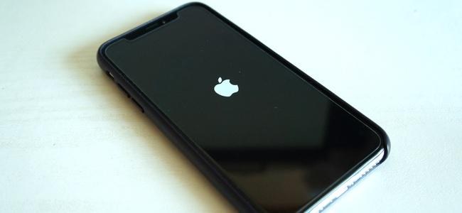 iPhone が再起動を繰り返す
