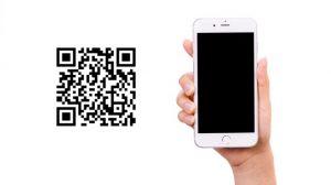 専用アプリは不要!QRコードをiPhoneの標準カメラで読み取りする方法